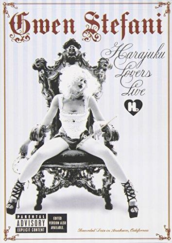 Gwen Stefani - Harajuku Lovers Live