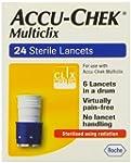 Multiclix Lancets 24
