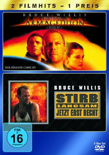 Armageddon - Das jüngste Gericht / Stirb langsam - Jetzt erst recht [2 DVDs]
