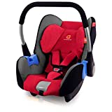 Apramo Gaia Group 0+ Car Seat Infant Carrier - Red