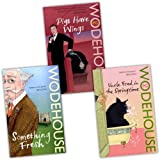 P.G. Wodehouse A Blandings novel 3 Books Collection Pack Set RRP: �23.97 (Pigs Have Wings, Uncle Fred in the Springtime, Something Fresh)by P.G. Wodehouse