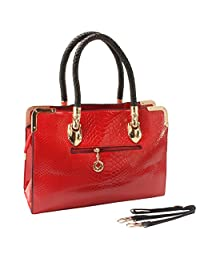 Leather Bag Women's Ladies Girl's Side Hand Bags HandBag PURSE -59