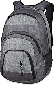 Dakine Campus Backpack, 33-Liter, Pewter