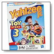 Hasbro Yahtzee Jr. - Toy Story 3 Game