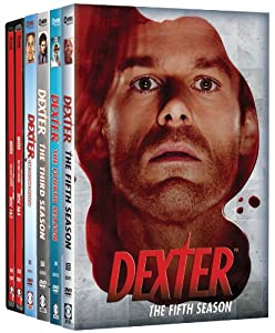 Dexter: Seasons 1-5