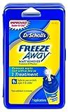 Dr. Scholls Freeze Away Wart Remover, 7 Treatments, Box