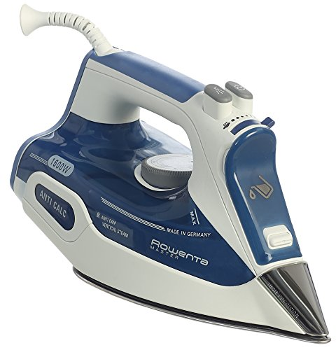 Rowenta Dw9080 U1 Steamium Steam Iron With Auto-Off And 400-Hole Platinum Soleplate, 1800-Watt, Beige