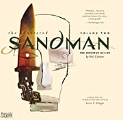 Annotated Sandman Vol. 2 (The Sandman) by Neil Gaiman cover image