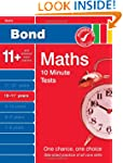 Bond 10 Minute Tests 10 - 11+ years M...