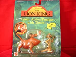 LION KING PUMBA AND TIMON