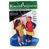 Kinder Smocks Long Sleeves Ages 3-6, Color Assortment