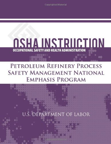 Osha Instruction: Petroleum Refinery Process Safety Management National Emphasis Program