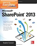img - for By Stephen Cawood - How to Do Everything Microsoft SharePoint 2013 (2nd Edition) (3.2.2013) book / textbook / text book