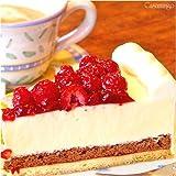 最高級洋菓子 シュス木いちごレアチーズケーキ&チョコレートケーキお試しセット