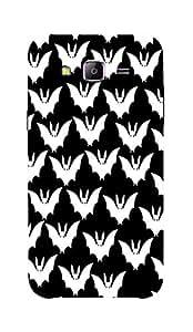 Back Cover for Samsung Galaxy E7 bats