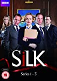 Silk - Series 1-3 Box Set [DVD]
