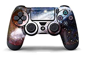 Designer Skin for PlayStation 4 Remote Controller PS4 - Nebula