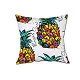 GBSELL Happy Valentine's Day Pillow Case Throw Cushion Cover Sofa Home Car Party Decor (other Pineapple)