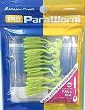 メジャークラフト メジャークラフト パラワーム FALL-IKA #40 PW-IKA #40 GLOW CHART