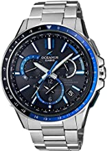 [カシオ]CASIO 腕時計 OCEANUS GPSハイブリッド電波ソーラー OCW-G1100-1AJF メンズ