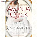 Quicksilver: Arcane Society, Book 11 (       ABRIDGED) by Amanda Quick Narrated by Anne Flosnik