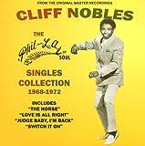 echange, troc Cliff Nobles - Phil-La of Soul Music Collection 1968-1972