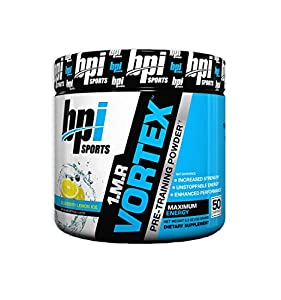 BPI Sports 1.M.R Ultra Concentrated Pre-Workout Powder, 4.9-Ounce