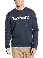 Timberland Sudadera Tfo Chd Rv Ft Emb Cn (Azul)