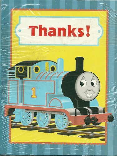 Thomas the Tank Thank You Notes 8ct