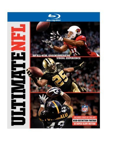 NFL: Ultimate Nfl [Blu-ray] by NFL