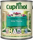 New 2014 Cuprinol Garden Shades Wild Thyme 1L