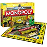 Winning Moves 12331500 - Monopoly Bor...
