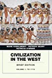 img - for Civilization in the West, Vol. 1: To 1715 book / textbook / text book
