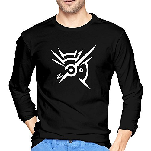 Dishonored Outsiders Mark For Men's T-shirts Black - Hill