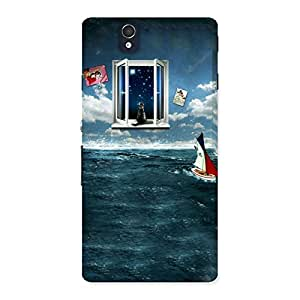 Gorgeous Water Wonder Back Case Cover for Sony Xperia Z