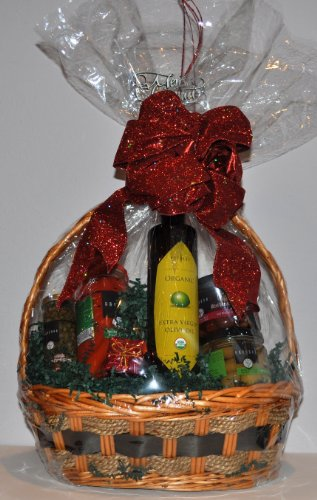 Healthy Holiday Gift Baskets Option #3