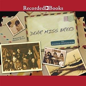 Dear Miss Breed Audiobook