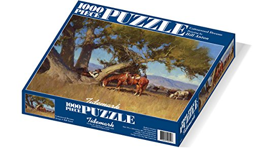 Cottonwood Dreams - 1000pc Jigsaw Puzzle - 1