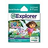 LeapFrog Explorer Learning Game: Dora The Explorer (works With LeapPad & Leapster Explorer) Children