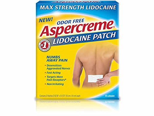lidocaine patch to buy