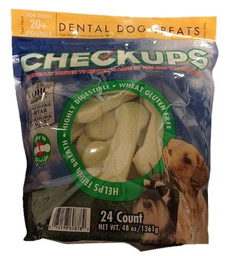 Checkups Dog Treats Review