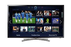 Samsung UE32F5500 32 -inch LCD 1080 pixels 100 Hz TV