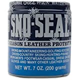 Atsko Sno-Seal Original Beeswax Waterproofing Leather Protector