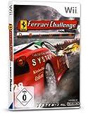 echange, troc Ferrari Challenge DeLuxe (incl. Lenkrad) Wii