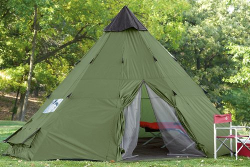 Guide Gear 18x18' Teepee Tent