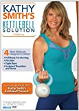 51HanFEew2L. SL160  Kathy Smith: Kettlebell Solution Workout (2 DVD Set) Review