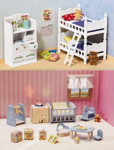 Calico Critters Children's Kids Bedroom Nightlight Nursery
