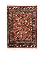 Navaei & Co. Alfombra Kashmir Rojo/Multicolor 140 x 96 cm