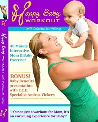 Happy Baby Workout - New Mom and Baby Fitness workout DVD