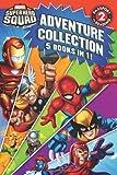 Super Hero Squad Adventure Collection (Passport to Reading Level 2)